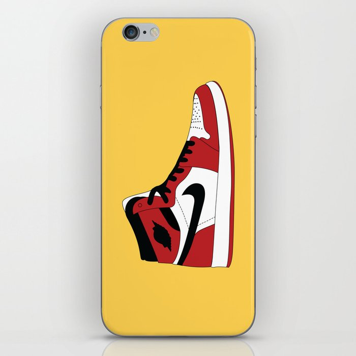 newest collection 434e1 f97a9 Air Jordan 1 iPhone Skin by cortesarts | Society6
