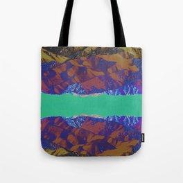 Arizona paranoia Remix  Tote Bag
