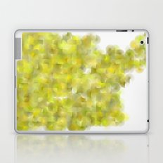 Written Circles #4 society6 custom generation Laptop & iPad Skin