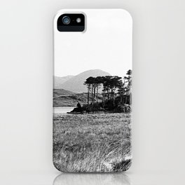 Derryclare Lough iPhone Case