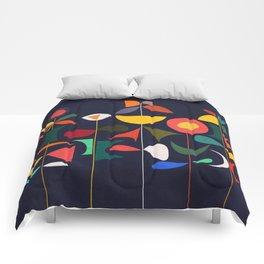 Klee's Garden Comforters