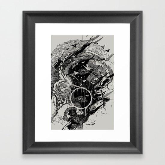 W.A.V.E. Framed Art Print