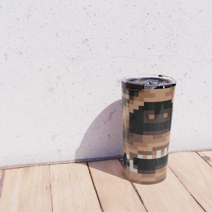 Pixel Wars - Chewie Travel Mug