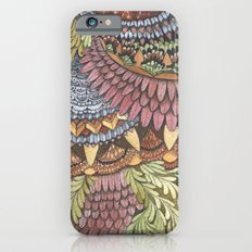 Quilted Forest: The Owl iPhone 6s Slim Case