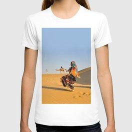 Thar Desert, Rajasthan, India T-shirt