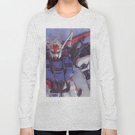Strike Gundam Long Sleeve T-shirt