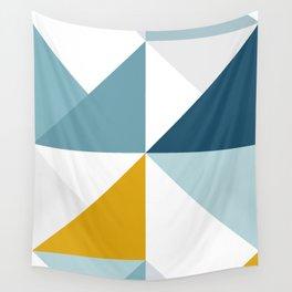 Modern Geometric 18/3 Wall Tapestry