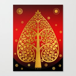 Bodhi Tree0502 Canvas Print