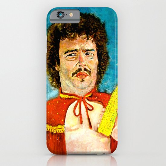 Get That Corn Out Of My Face! iPhone & iPod Case