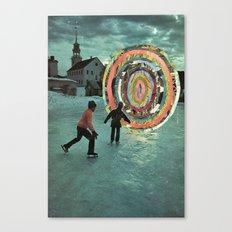 F*cking Portals Canvas Print