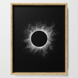 Eclipse - Stippling Serving Tray