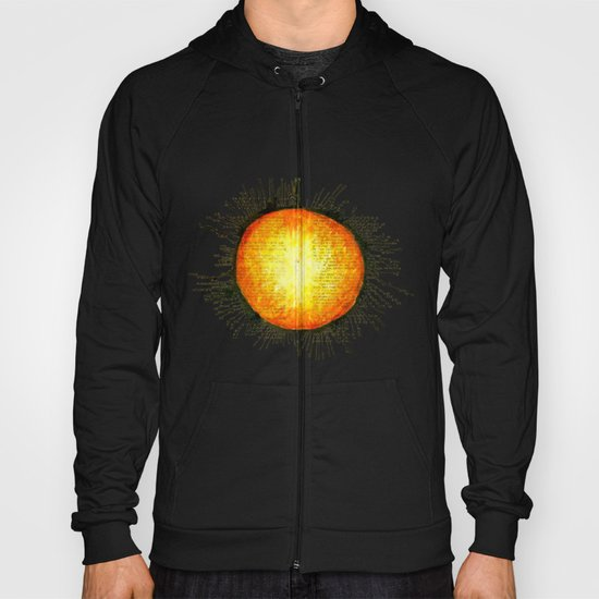 The Sun Who Wanted A Cup Of Strong Espresso Hoody