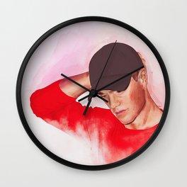 Jonny Wall Clock