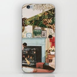 the help iPhone Skin