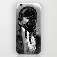 bdsm iPhone & iPod Skins featuring BDSM IV by DIVIDUS