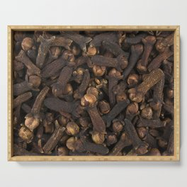 Cloves Serving Tray