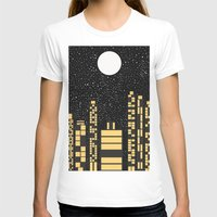 starry night T-shirts featuring Starry Night by Alisa Galitsyna