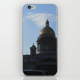 St. Isaac's Square. Saint Isaac's Cathedral. iPhone Skin