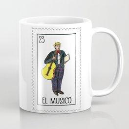 El Musico, the musician Coffee Mug