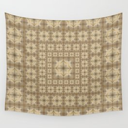 Morocco Mosaic 4 Wall Tapestry