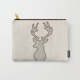 My Deer Tree Carry-All Pouch