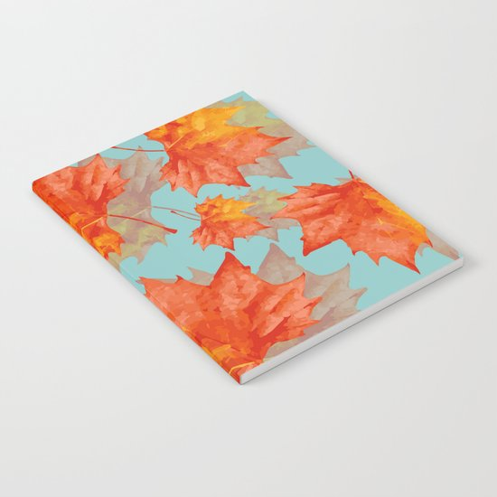 AutumnLeaves Notebook