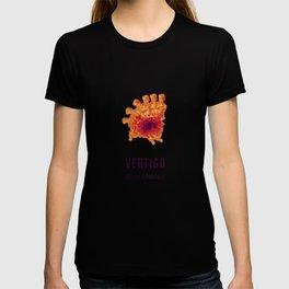 VERTIGO - Hitchcok Poster T-shirt