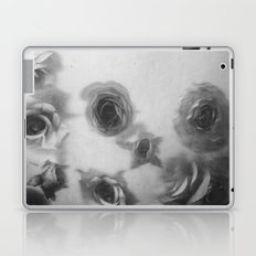 Falling Flowers Variation I Laptop & iPad Skin