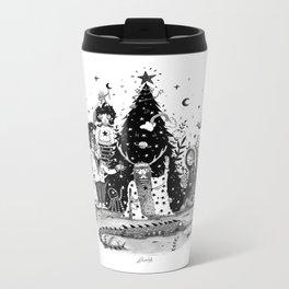 Oh Christmas Tree...!! Metal Travel Mug