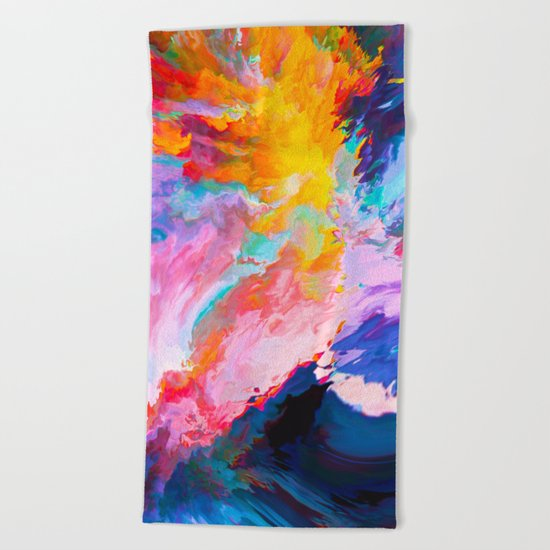 Nek Beach Towel