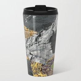 Landscape Collage 1 Metal Travel Mug