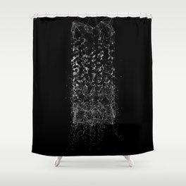 bXw - 15m2nYZlpt-inv Shower Curtain