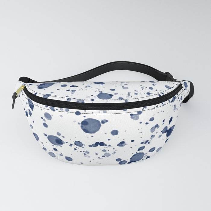 Ink splash  Ink blots Fanny Pack