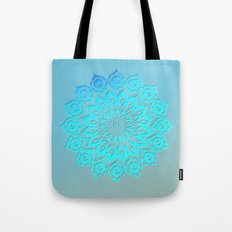 okshirahm woodcut Tote Bag