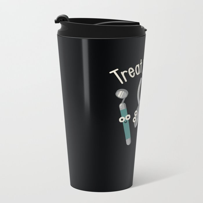 Just Desserts Metal Travel Mug