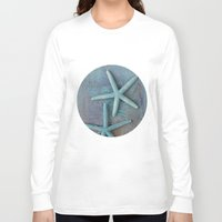 starfish Long Sleeve T-shirts featuring Starfish by LebensART Photography