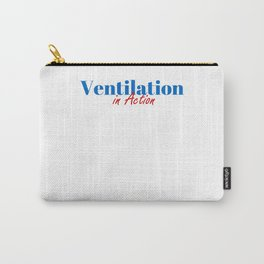 Happy Ventilation Carry-All Pouch