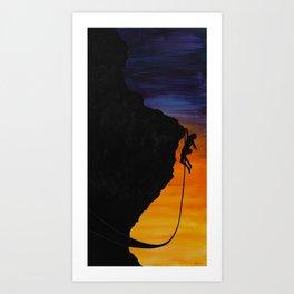Verticle Art Print