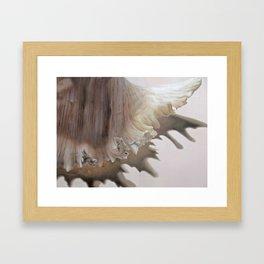 Flirt Framed Art Print