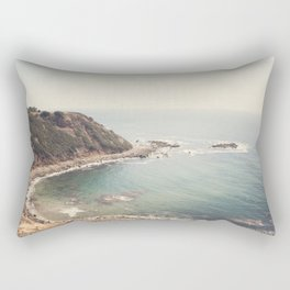 Peaceful Places, My Serenity. Rectangular Pillow
