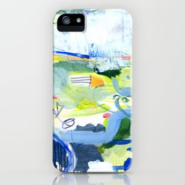 MUSICAL CONFUSION #2 iPhone Case