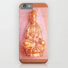 Rose-Bronze Kwan Yin Slim Case iPhone 6