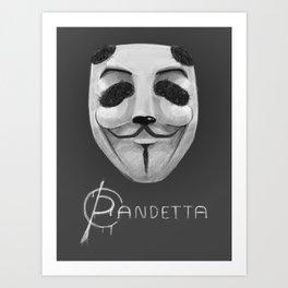 pandetta Art Print