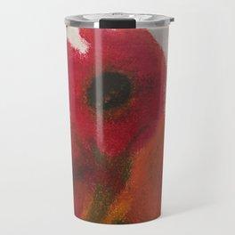 poppies Travel Mug