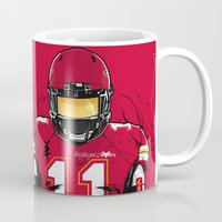 kansas city Mugs featuring SB L Kansas City by Akyanyme