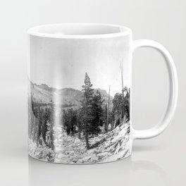 Mount Hoffmann, Yosemite National Park 1907 Coffee Mug