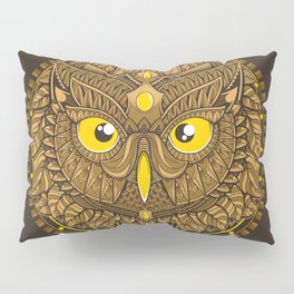 Autumn Circle Pillow Sham