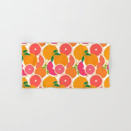 Grapefruit Harvest Hand & Bath Towel