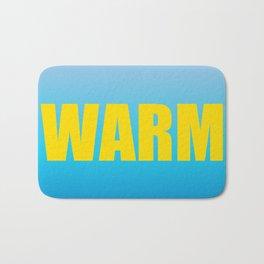 WARM Bath Mat