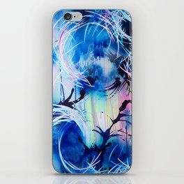 Heavenly Views (Falling Towards The Sky) iPhone Skin